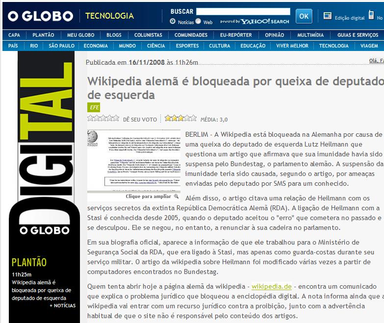 wikipedia-no-globvo